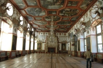 Weikersheim slott - Rittersalen
