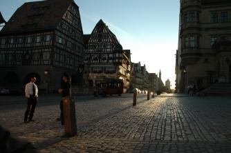 Rothenburg - Markedsplassen