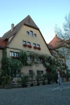 Rothenburg - Hotell Gasthof Butz