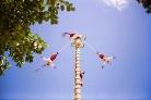 Maya indianerne - Papantla flyers