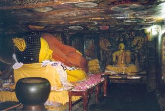 Aluvihare Temple