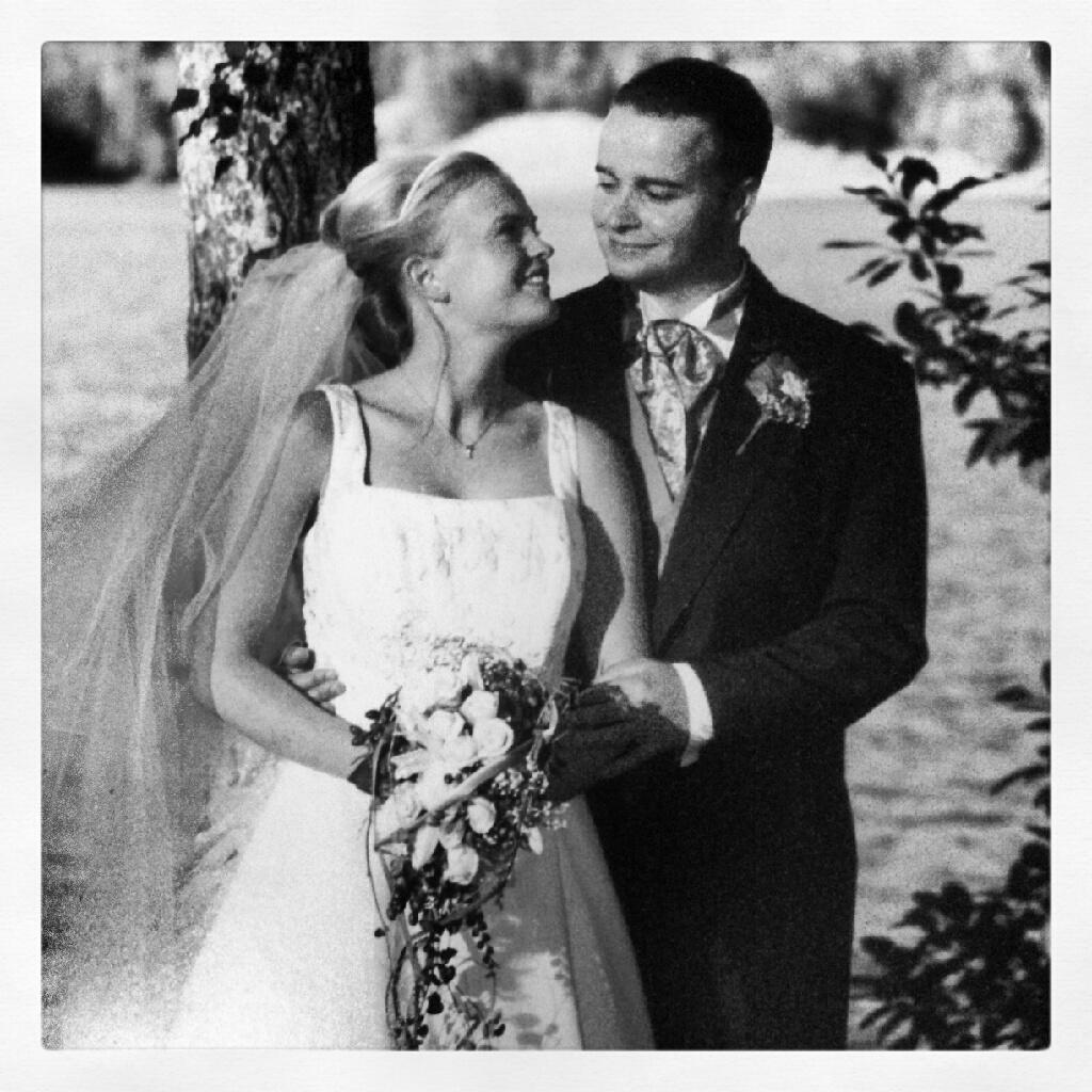 10 års bryllupsdag!   garminspiration