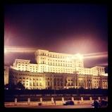 Bucharest - Nicolae Ceausescu slott