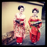 Japan - Kyoto - geisha