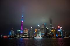 Pudong distriktet