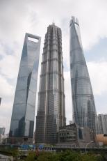 SWFC-Jinmao Tower-Shanghai Tower