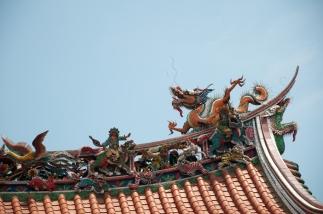 Mengjia Longshan Tempel