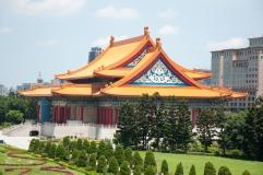 Chaing Kai-Shek Memoral Hall